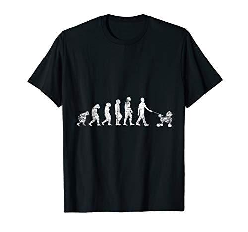 T-Shirt Die Evolution des Menschen