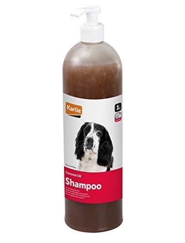 Karlie 1030854 Kokosöl-Shampoo 1000 ml