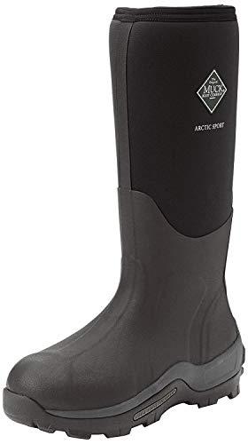 Muck Boots Arctic Sport, Unisex-Erwachsene Outdoor Fitnessschuhe, Schwarz, 42 EU