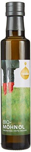 Fandler Bio-Mohnöl, 1er Pack (1 x 250 ml)