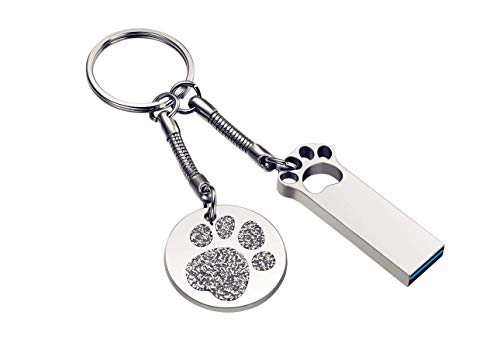 USB-Stick Hundepfote