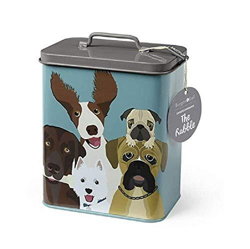 Sehr schicke Aufbewahrungsdose für Hundekekse