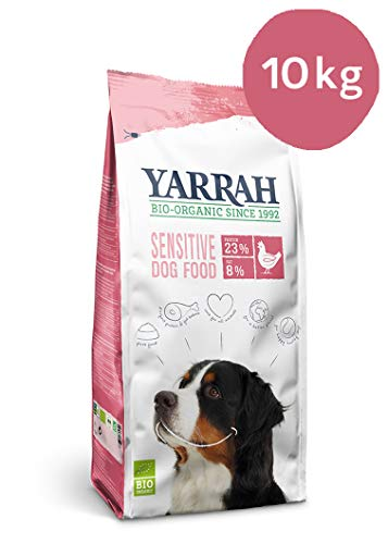Yarrah Adult Dog Food Sensitive Huhn