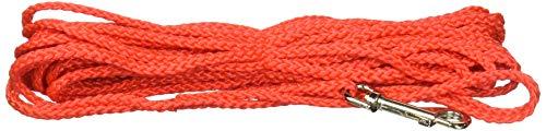 Trixie 19763 Schleppleine, 10 m/ø 5 mm, rot