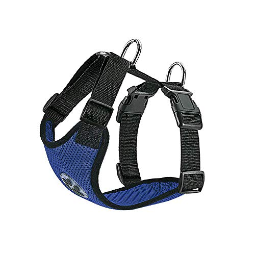 SlowTon Hundegeschirr für Hunde, No Pull Sicherheitsgeschirr Kleine Mittlere Hunde Brustgeschirr Dog Harness Weich Gepolstert Atmungsaktiv