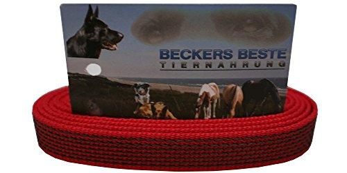 Becker Beste 5 m (20 mm Gurtbreite)