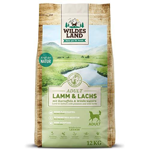 Wildes Land Lamm & Lachs