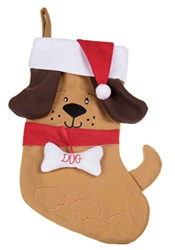 Weihnachtssocke für Hunde(freunde)