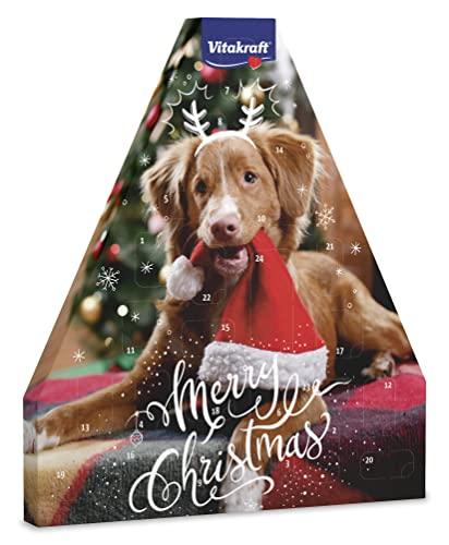 Vitakraft Adventskalender für Hunde, fröhliche Weihnachten 2020