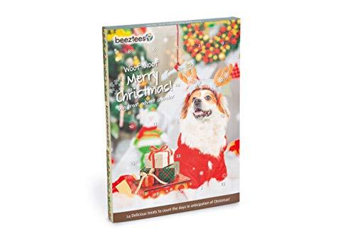 Beeeztees Adventskalender für Hunde