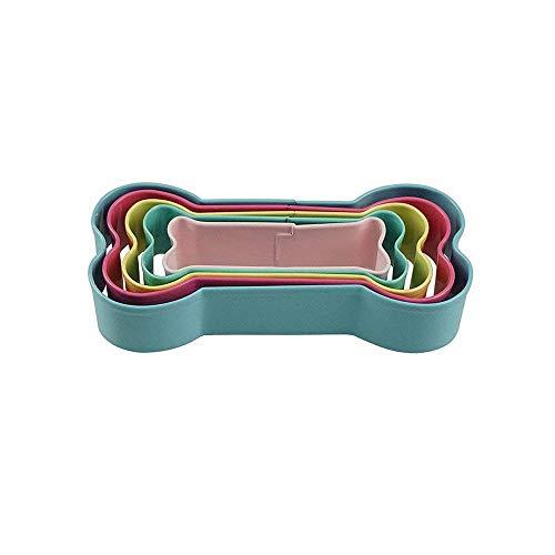 5x Hundeknochen-Ausstecherle