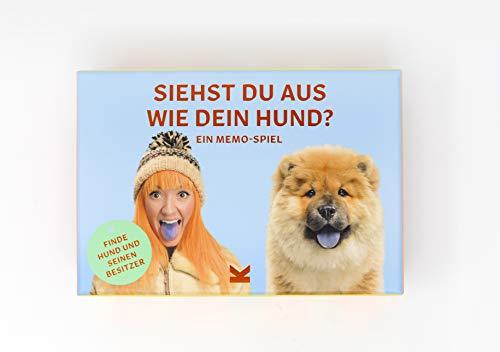 Hunde-Halter-Memory