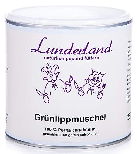 Lunderland® 250 g Grünlippmuschelpulver