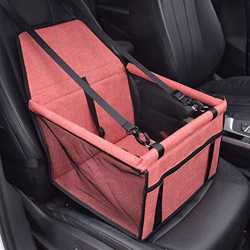 Farbenfroher Autositz