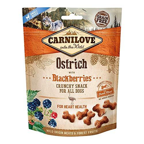 Carnilove Knuspriger Snack mit Brombeeren für alle Hunde