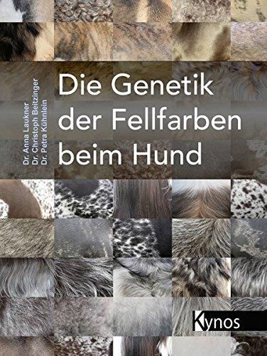 Das Buch zum Thema: Die Genetik der Fellfarben beim Hund
