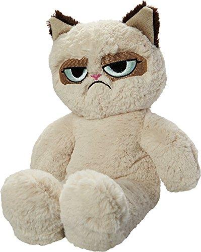 Grumpy Katze aus Plüsch