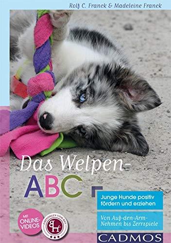 Das Welpen-ABC Junge Hunde positiv fördern und erziehen: Von Auf-den-Arm-Nehmen bis Zerrspiele