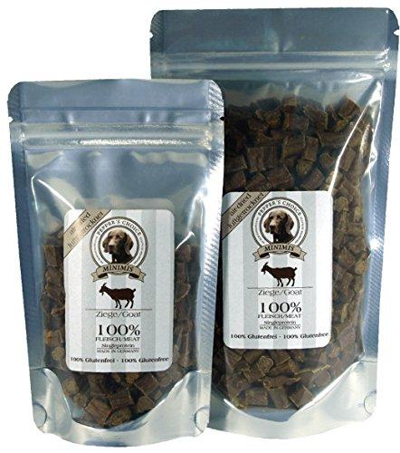 Pepper's Choice Ziegenfleisch Minimis - Singleprotein 70g