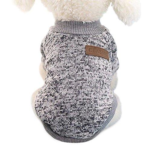 Hundepullover aus Sweatstoff