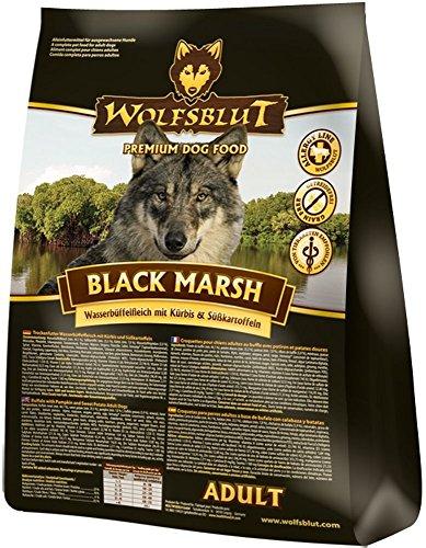 Wolfsblut   Black Marsh   500 g   Wasserbüffel   Trockenfutter   Hundefutter   Getreidefrei
