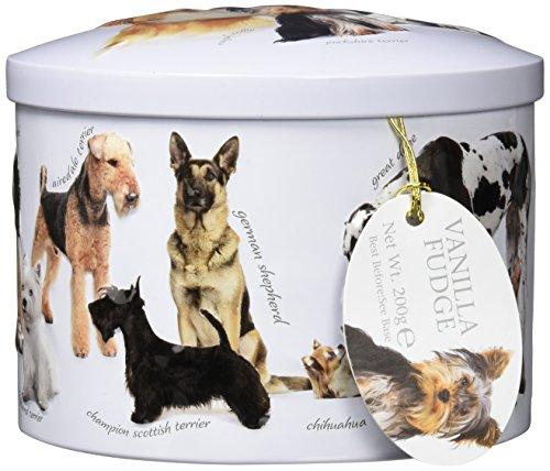 Butterkaramell in der Hundegeschenkdose