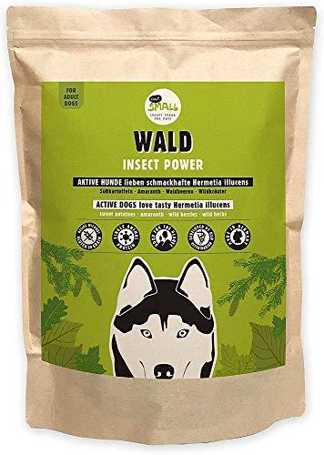 eat small Wald Proteinreiches Hundefutter aus Insekten für aktive Hunde, 1er Pack (1 x 6 kilograms)