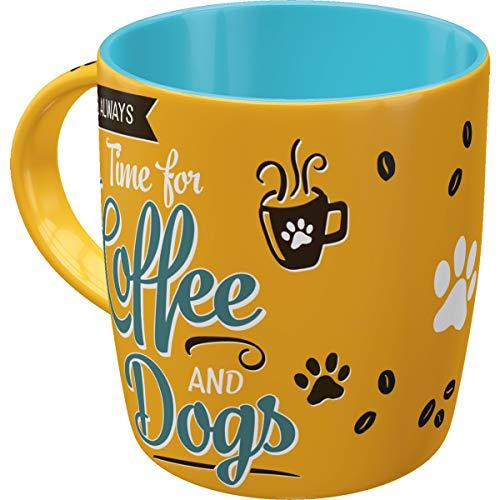 Für Kaffee und Hund ist immer Zeit!