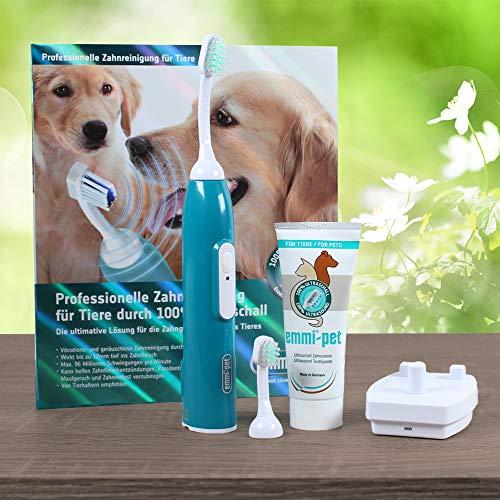 Die EmmiPet Hundezahnbürste