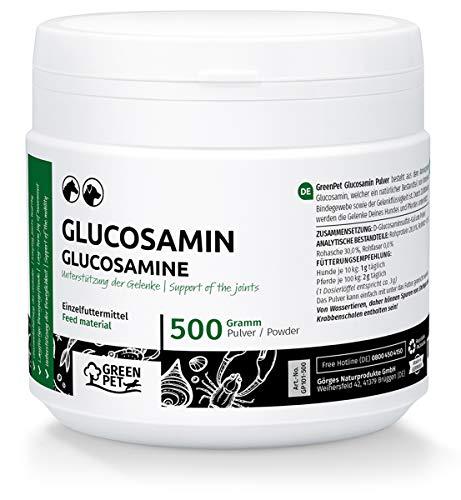 GreenPet® Glucosamin-Präparat
