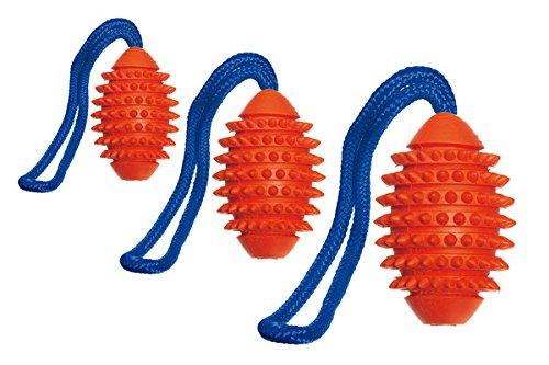 Karlie Schwimmspielzeug für Hunde, Boomer Aqua Football, 9,5 cm
