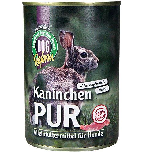 Schecker Dogreform Kaninchen PUR