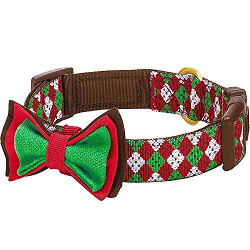 Halsbandmotive in Weihnachtsfarben