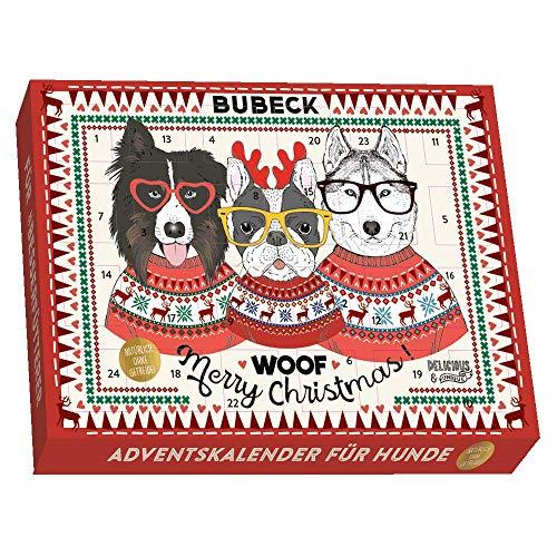 Bubeck Adventskalender für Hunde getreidefrei - Weihnachten