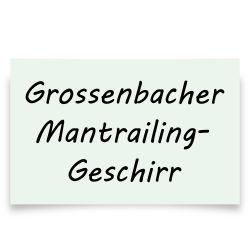 Grossenbacher Mantrailing Geschirr