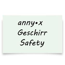 anny•x Sicherheitsgeschirr